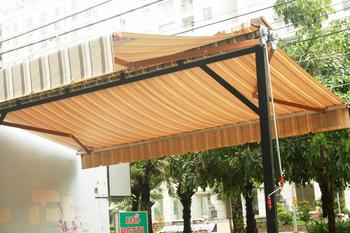 Dương Minh - địa chỉ cung cấp mái hiên di động giá rẻ huyện Củ Chi