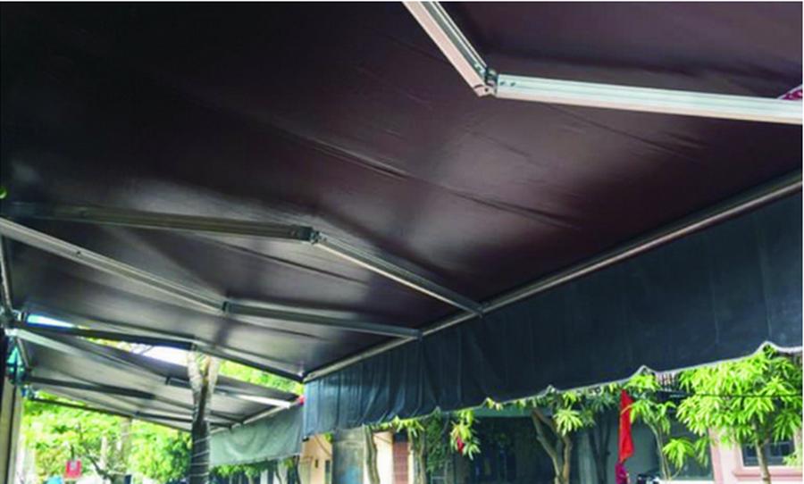 Dương Minh - dịch vụ thi công lắp đặt mái hiên di động chuyên nghiệp tại Bình Chánh