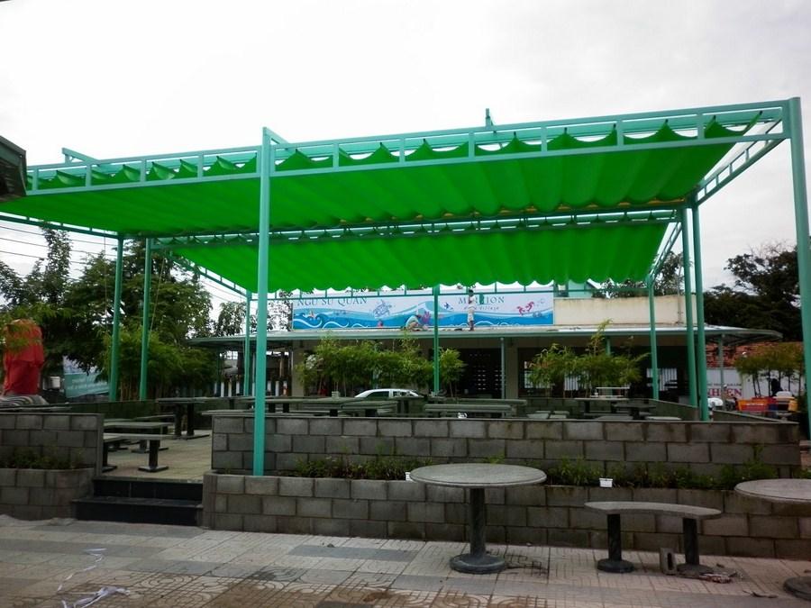 Dương Minh - địa chỉ tin cậy mua mái hiên di động tại quận Thủ Đức