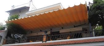 Sửa chữa mái xếp, mái hiên lượn sóng giá rẻ TPHCM