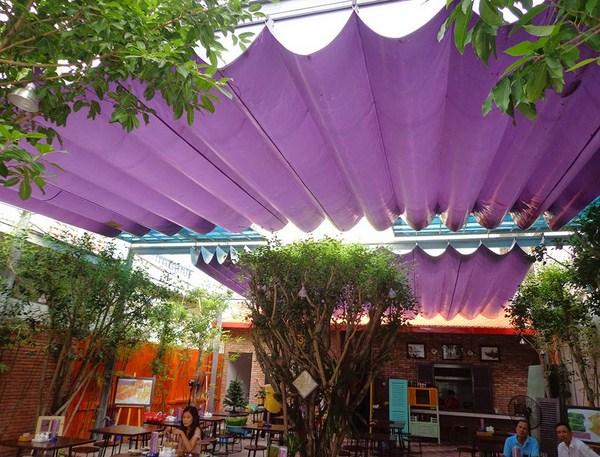 Dương Minh - Chuyên Sửa Chữa Mái Hiên Di Động Lượn Sóng Tại TPHCM