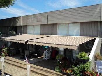 Cung cấp, lắp đặt mái hiên di động giá rẻ tại Bình Tân