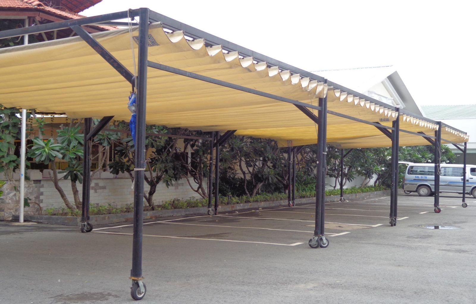 mái hiên di động quận Phú Nhuận